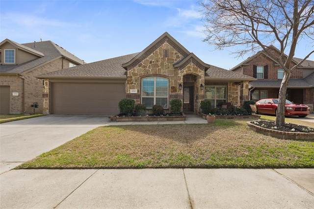 10313 Old Eagle River Lane, Mckinney, TX 75072 (MLS #14286468) :: The Kimberly Davis Group
