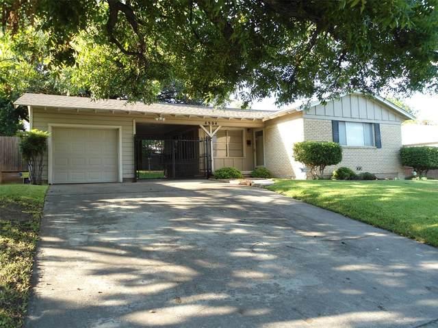 4904 Glade Street, Fort Worth, TX 76114 (MLS #14286471) :: NewHomePrograms.com LLC