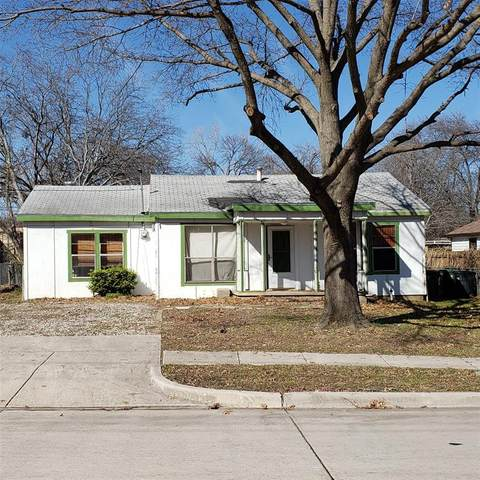 8013 Odell Street, North Richland Hills, TX 76182 (MLS #14286479) :: NewHomePrograms.com LLC
