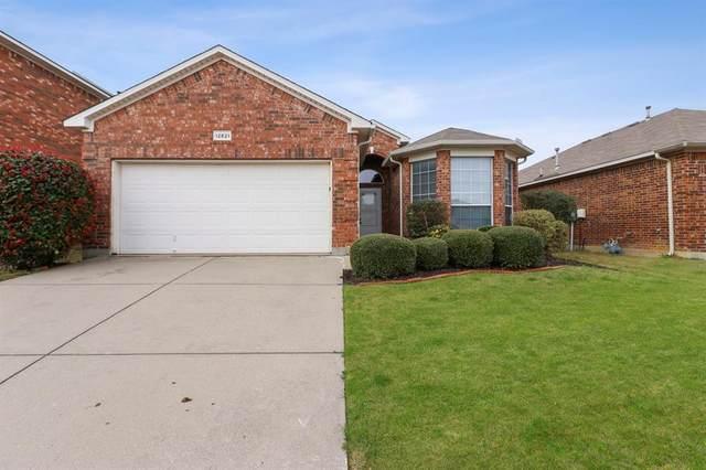 12821 Danville Drive, Fort Worth, TX 76244 (MLS #14286485) :: Tenesha Lusk Realty Group