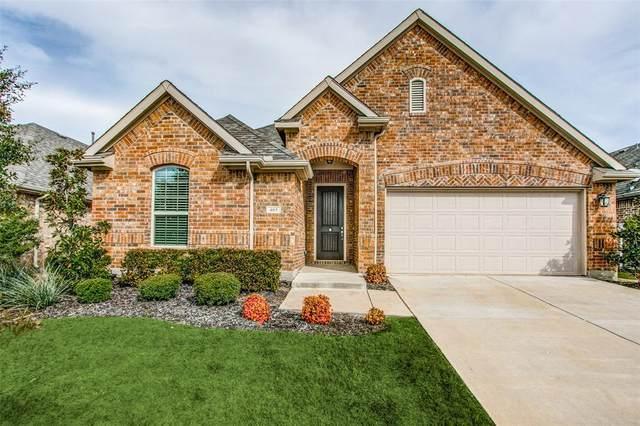 405 Barnstorm Drive, Celina, TX 75009 (MLS #14286490) :: Lynn Wilson with Keller Williams DFW/Southlake