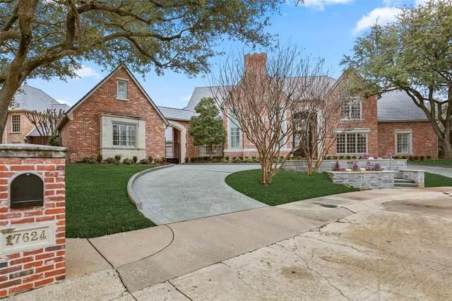 17624 Harbord Oaks Circle, Dallas, TX 75252 (MLS #14286540) :: The Paula Jones Team | RE/MAX of Abilene