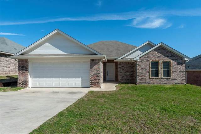 1030 Inverness Drive, Weatherford, TX 76086 (MLS #14286545) :: The Mitchell Group