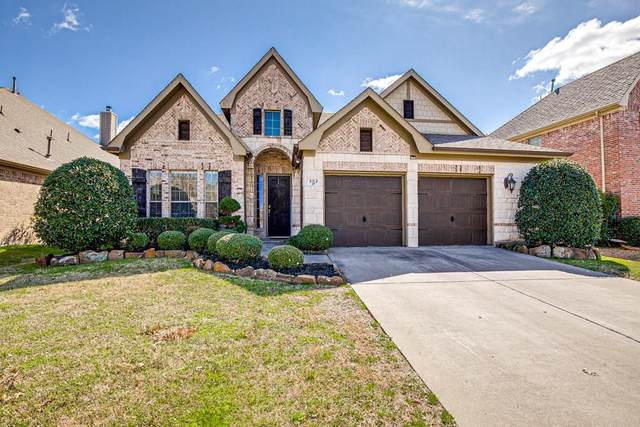 302 Cox Drive, Fate, TX 75087 (MLS #14286553) :: The Welch Team