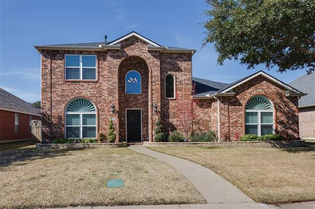 6113 Grantham Drive, Rowlett, TX 75087 (MLS #14286557) :: The Kimberly Davis Group