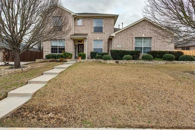 1112 Manassas Drive, Forney, TX 75126 (MLS #14286568) :: The Chad Smith Team