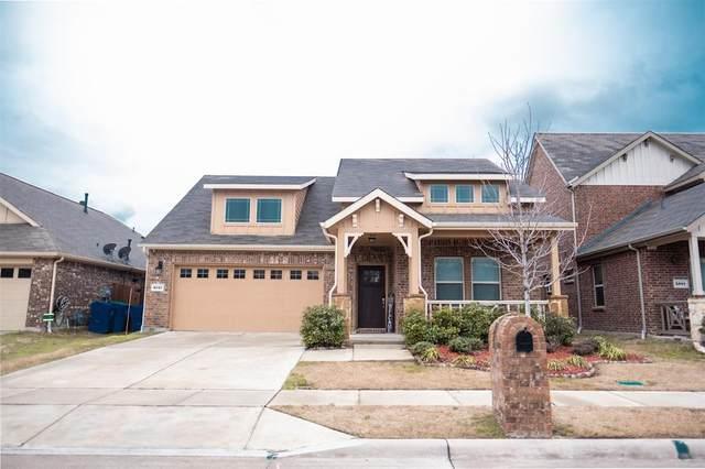 5717 Petunia Lane, Rowlett, TX 75089 (MLS #14286590) :: The Tierny Jordan Network