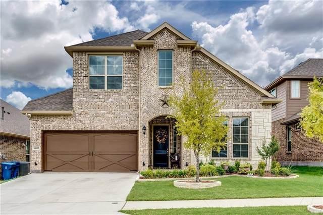 14809 Star Creek Drive, Aledo, TX 76008 (MLS #14286593) :: The Rhodes Team