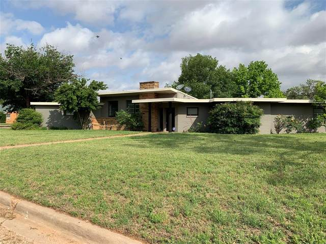 701 E Burnside Street, Rotan, TX 79546 (MLS #14286604) :: Hargrove Realty Group