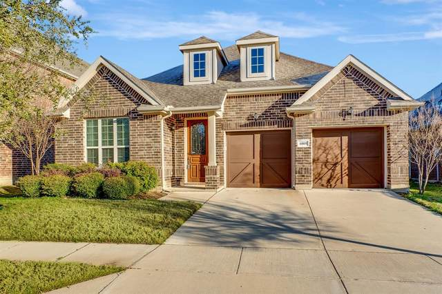 6809 Oriole Lane, North Richland Hills, TX 76182 (MLS #14286606) :: The Good Home Team