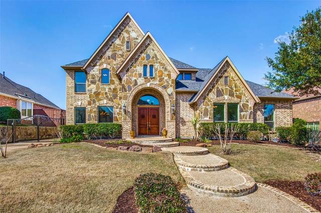 2312 Maidens Castle Drive, Lewisville, TX 75056 (MLS #14286607) :: Real Estate By Design
