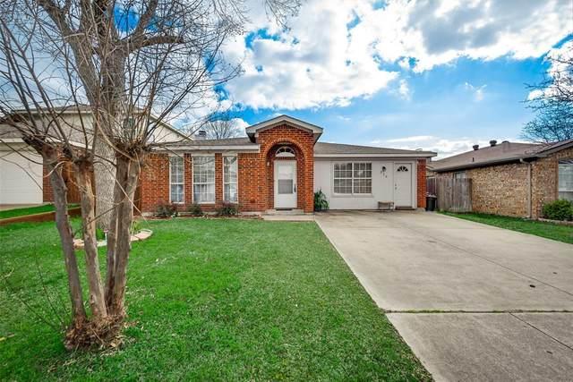 210 Arabian Lane, Keller, TX 76248 (MLS #14286610) :: Frankie Arthur Real Estate