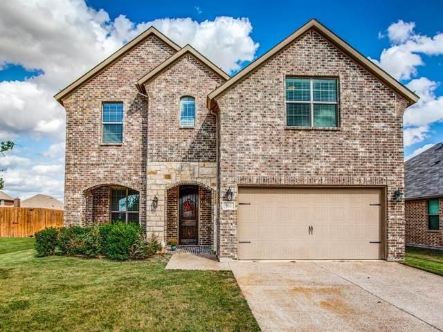 940 Gray Wash Drive, Saginaw, TX 76179 (MLS #14286616) :: The Kimberly Davis Group