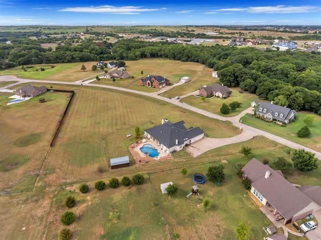 169 S Bear Creek Lane, Cresson, TX 76035 (MLS #14286627) :: The Kimberly Davis Group