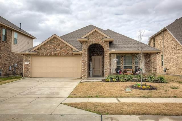 641 Bassett Hall Road, Fate, TX 75189 (MLS #14286664) :: The Rhodes Team
