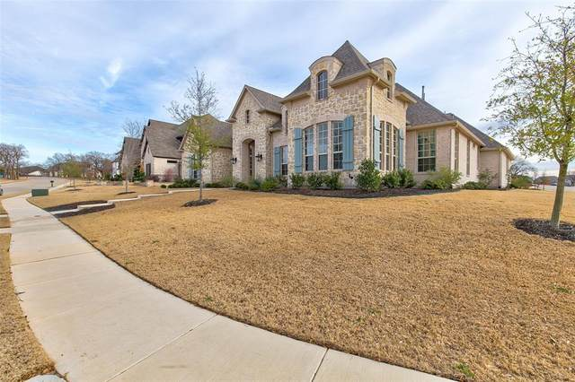 905 Legacy Trail, Colleyville, TX 76034 (MLS #14286683) :: Team Tiller