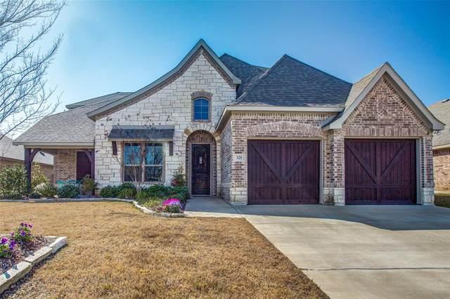 328 Western Sky Lane, Waxahachie, TX 75165 (MLS #14286687) :: The Kimberly Davis Group