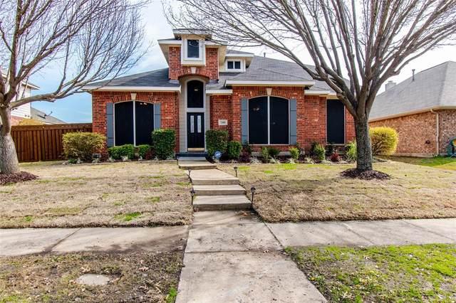 2100 Garrison Drive, Rockwall, TX 75032 (MLS #14286697) :: The Rhodes Team