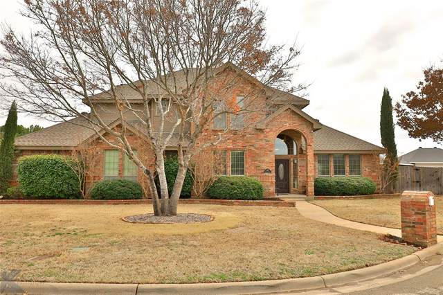 1841 Marathon Court, Abilene, TX 79601 (MLS #14286711) :: The Kimberly Davis Group