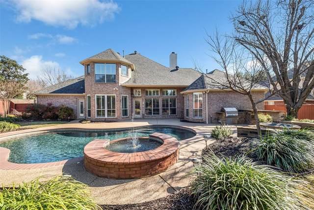 800 Hanover Drive, Southlake, TX 76092 (MLS #14286718) :: Justin Bassett Realty