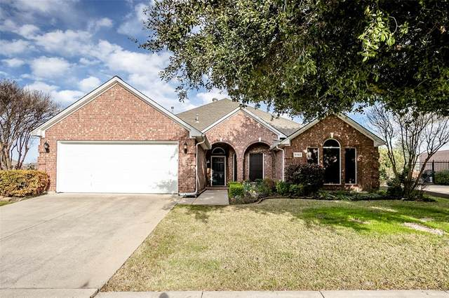 8162 Union Lake Drive, Fort Worth, TX 76137 (MLS #14286723) :: The Heyl Group at Keller Williams