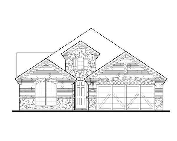 3813 Brinkley Drive, Celina, TX 75009 (MLS #14286740) :: Real Estate By Design