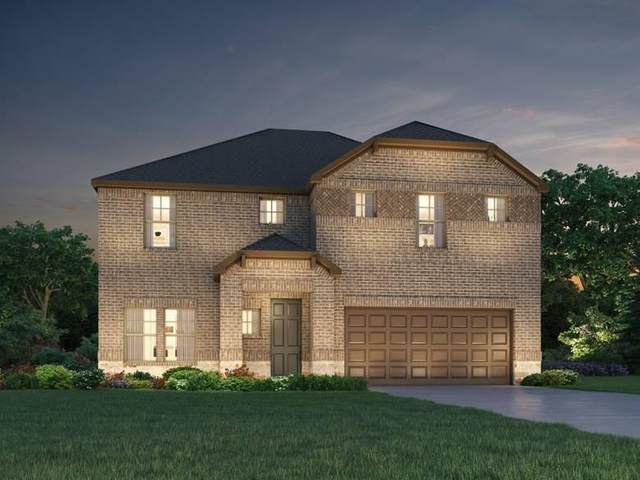 219 Stonebrook Trail, Melissa, TX 75454 (MLS #14286745) :: All Cities Realty