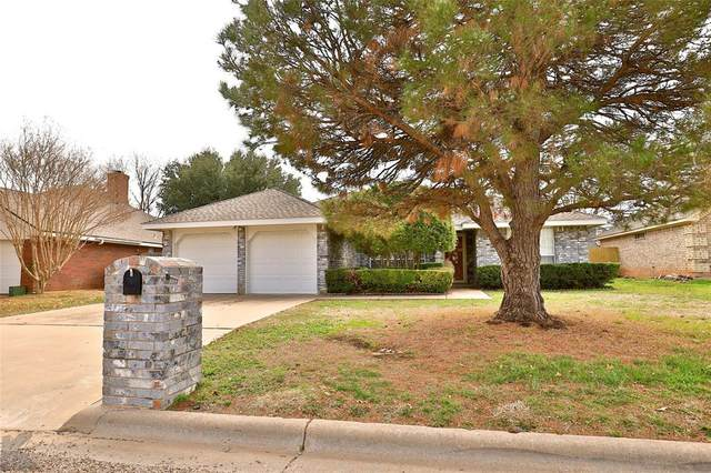 1517 Friars Street, Abilene, TX 79602 (MLS #14286771) :: The Rhodes Team