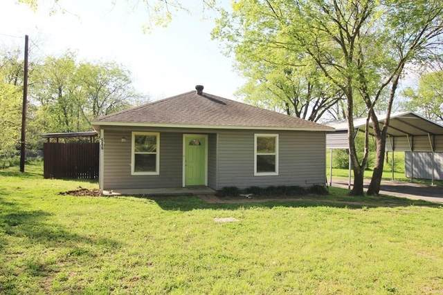 506 S 1st Street, Mabank, TX 75147 (MLS #14286777) :: The Chad Smith Team