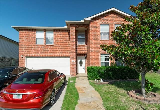 2425 Chestnut Drive, Little Elm, TX 75068 (MLS #14286779) :: Team Hodnett