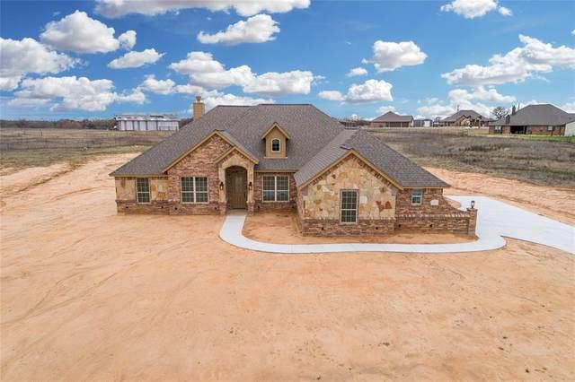 117 Knob Court, Springtown, TX 76082 (MLS #14286782) :: The Kimberly Davis Group