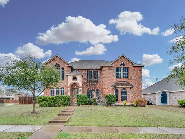 108 Hartley Lane, Red Oak, TX 75154 (MLS #14286783) :: The Rhodes Team