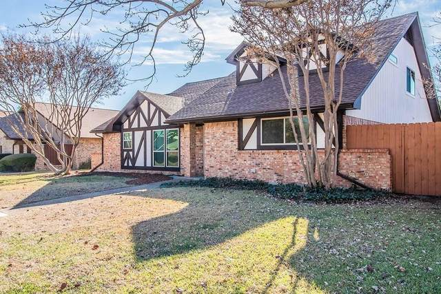 3320 Regent Drive, Plano, TX 75075 (MLS #14286801) :: Real Estate By Design