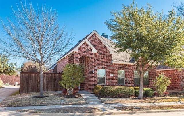 1724 Lancaster Gate, Allen, TX 75013 (MLS #14286810) :: The Kimberly Davis Group