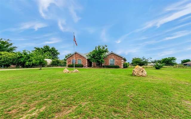 11813 Gaucho Court, Haslet, TX 76052 (MLS #14286814) :: Tenesha Lusk Realty Group