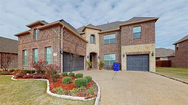 505 Landing Drive, Wylie, TX 75098 (MLS #14286818) :: Tenesha Lusk Realty Group