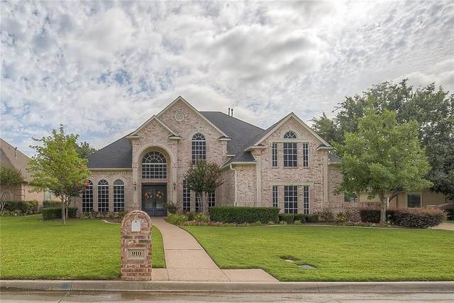 910 Amanda Drive, Mansfield, TX 76063 (MLS #14286821) :: The Welch Team