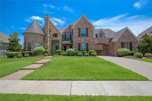 2292 Sussex Lane, Allen, TX 75013 (MLS #14286839) :: The Rhodes Team