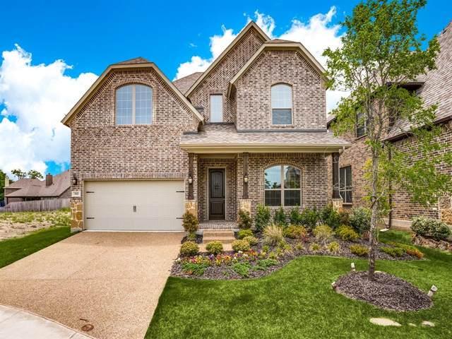 5905 Marigold Drive, Mckinney, TX 75071 (MLS #14286841) :: The Kimberly Davis Group