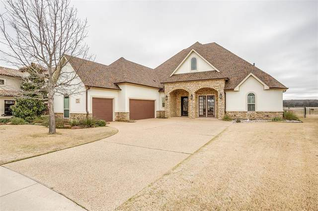 1212 Southern Oaks Court, Fort Worth, TX 76028 (MLS #14286859) :: The Kimberly Davis Group