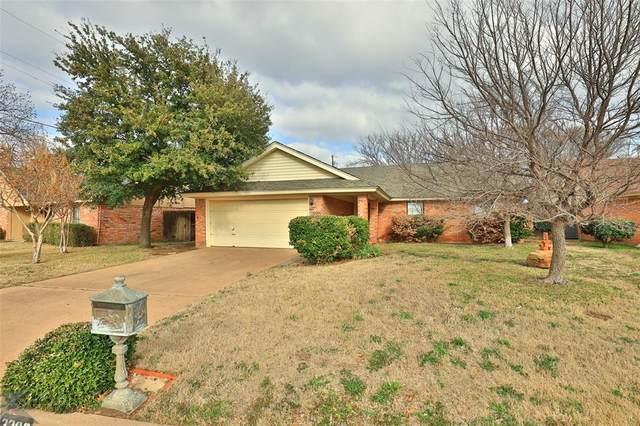 3209 Amarillo Street, Abilene, TX 79602 (MLS #14286873) :: Lynn Wilson with Keller Williams DFW/Southlake