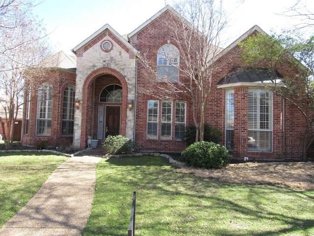 600 Granbury Drive, Allen, TX 75013 (MLS #14286890) :: The Rhodes Team