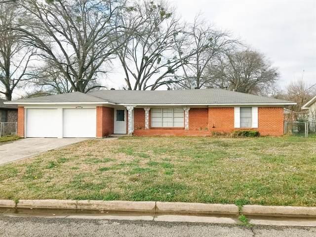 513 Peach Street, Sulphur Springs, TX 75482 (MLS #14286910) :: The Heyl Group at Keller Williams