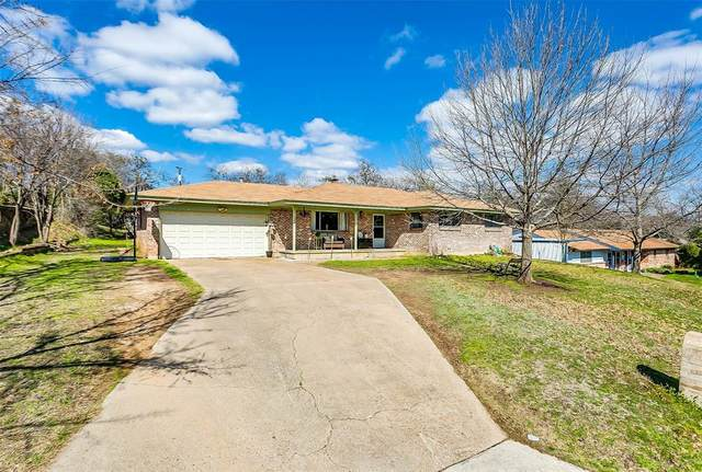 1442 W Water Street, Weatherford, TX 76086 (MLS #14286914) :: The Mitchell Group