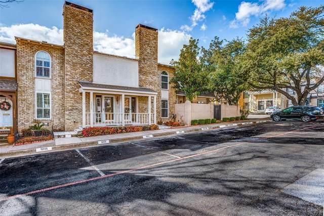 15925 Archwood Lane #1033, Dallas, TX 75248 (MLS #14286944) :: The Kimberly Davis Group