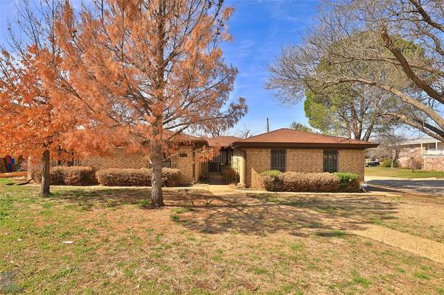 934 Harrison, Abilene, TX 79601 (MLS #14286964) :: The Kimberly Davis Group