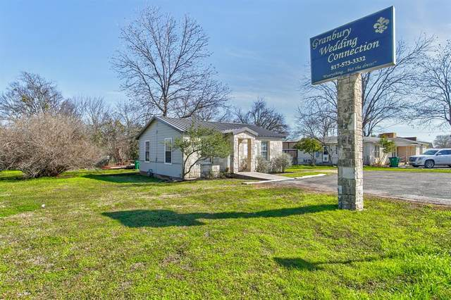 515 S Morgan Street, Granbury, TX 76048 (MLS #14286995) :: Potts Realty Group