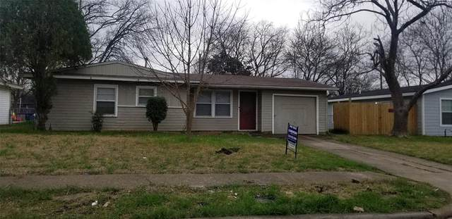 2338 Blaydon Drive, Dallas, TX 75228 (MLS #14286998) :: Robbins Real Estate Group
