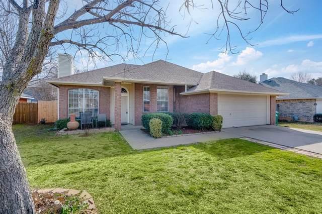 1116 Oak Valley, Denton, TX 76209 (MLS #14287002) :: The Mauelshagen Group