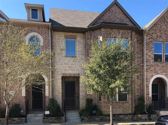 4209 Broadway Avenue, Flower Mound, TX 75028 (MLS #14287003) :: Post Oak Realty
